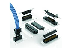 Image of Samtec's Tiger Eye™ Interconnect Systems