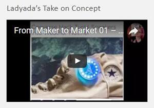 Image of the Maker to Market video series